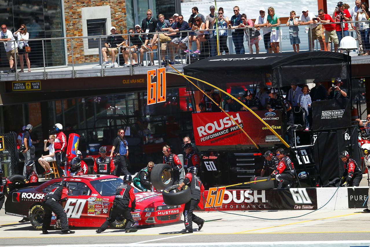 NASCAR:  Jun 14 Ollie's Bargain Outlet 250