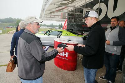 NASCAR:  Jun 21 Gardner Denver 200 Fired Up by Johnsonville